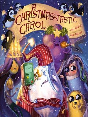 cover image of A Christmas-tastic Carol