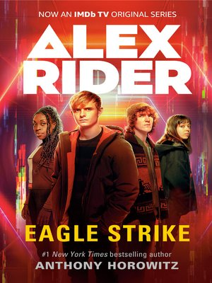 cover image of Eagle Strike