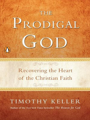 cover image of The Prodigal God