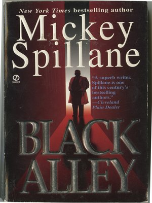 cover image of Black Alley