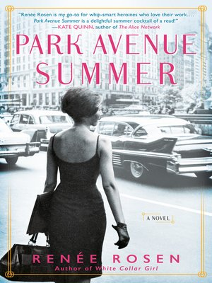 cover image of Park Avenue Summer
