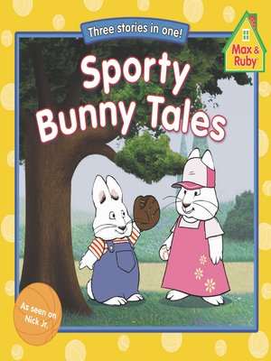 cover image of Sporty Bunny Tales