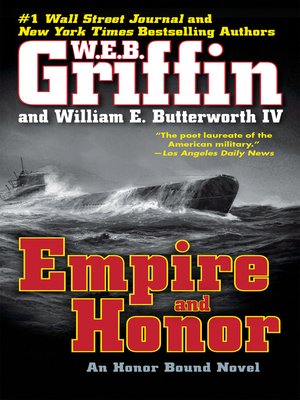 cover image of Empire and Honor
