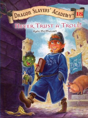 cover image of Never Trust a Troll!
