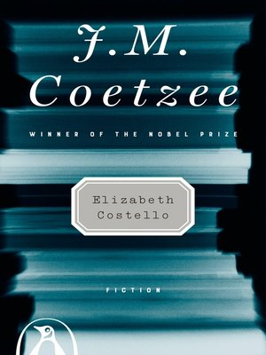 cover image of Elizabeth Costello