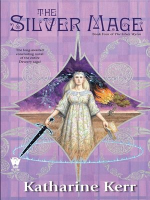 cover image of The Silver Mage