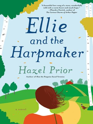 cover image of Ellie and the Harpmaker