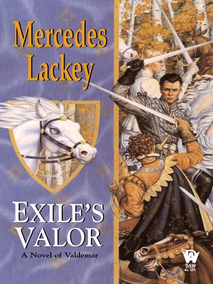 cover image of Exile's Valor