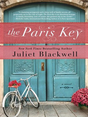 cover image of The Paris Key
