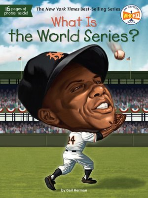 cover image of What Is the World Series?