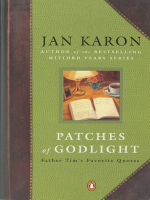 cover image of Patches of Godlight