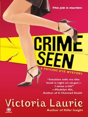 cover image of Crime Seen