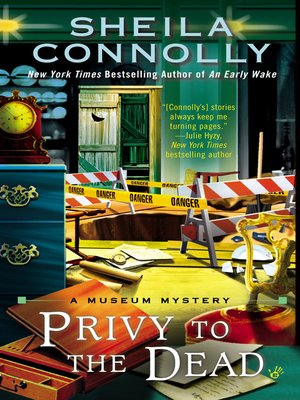 cover image of Privy to the Dead