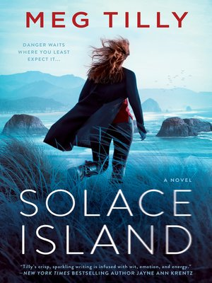 cover image of Solace Island