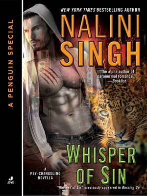 cover image of Whisper of Sin