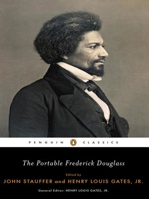 cover image of The Portable Frederick Douglass