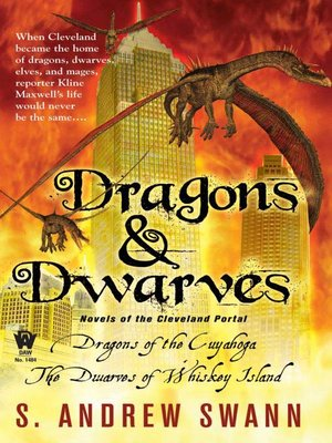 cover image of Dragons & Dwarves