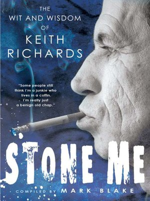 cover image of Stone Me