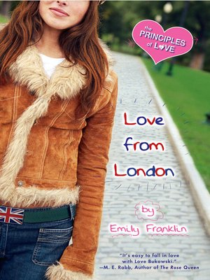 cover image of Love from London