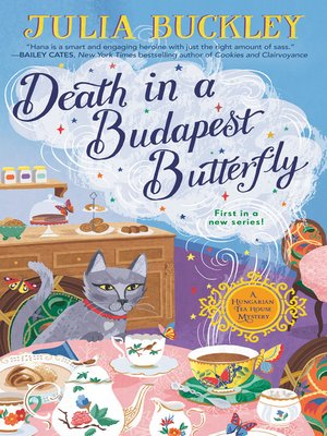 cover image of Death in a Budapest Butterfly