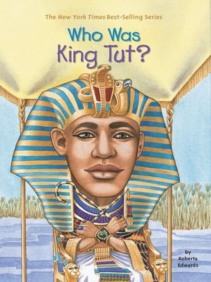 cover image of Who Was King Tut?