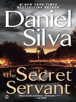 cover image of The Secret Servant