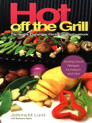 cover image of Hot Off the Grill