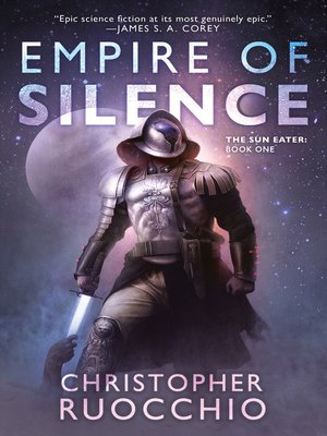 cover image of Empire of Silence