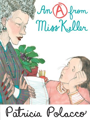 cover image of An A From Miss Keller