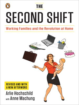 cover image of The Second Shift