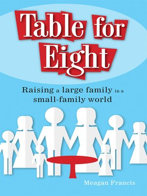 cover image of Table for Eight