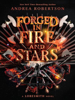 cover image of Forged in Fire and Stars