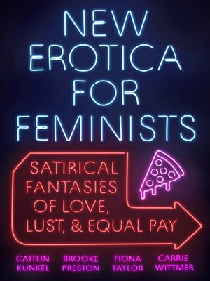 cover image of New Erotica for Feminists