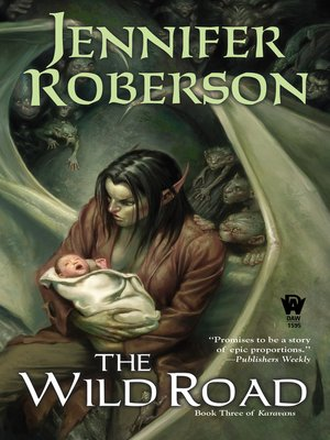cover image of The Wild Road