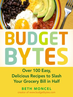 cover image of Budget Bytes
