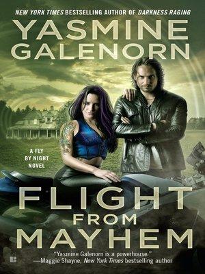 cover image of Flight from Mayhem