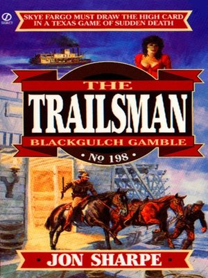 cover image of Black Gulch Gamble