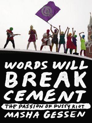 cover image of Words Will Break Cement