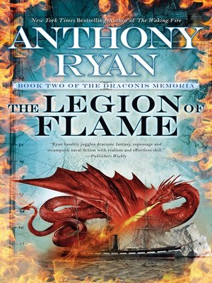 cover image of The Legion of Flame