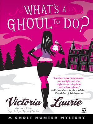 cover image of What's A Ghoul to Do?
