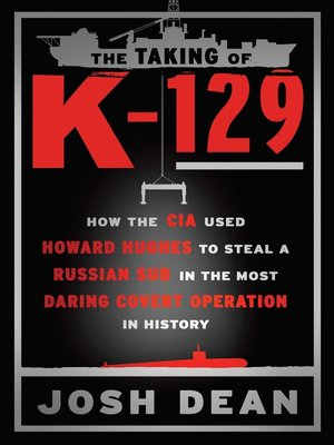 cover image of The Taking of K-129