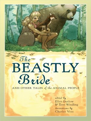 cover image of The Beastly Bride