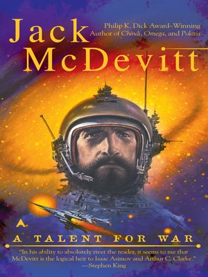 cover image of A Talent For War
