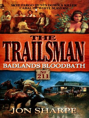 cover image of Badlands Bloodbath