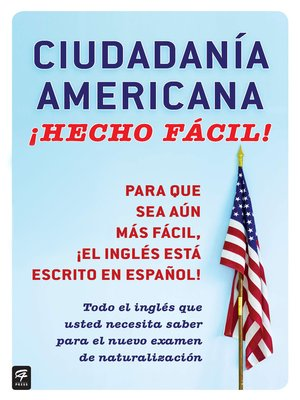 cover image of Ciudadania Americana Hecho Facil