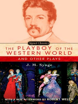 cover image of The Playboy of the Western World and Other Plays