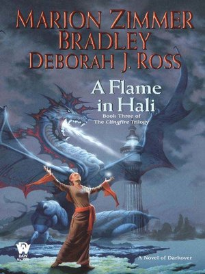 cover image of A Flame in Hali