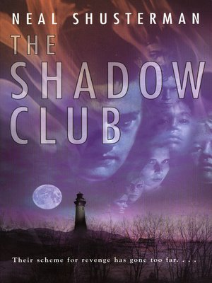 cover image of The Shadow Club