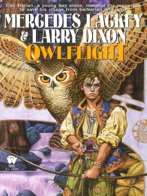 cover image of Owlflight