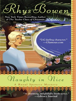 cover image of Naughty In Nice